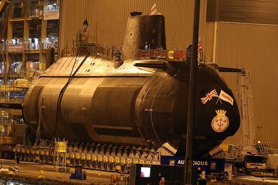 """Khám phá sức mạnh 10 loại tàu ngầm sát thủ """"đáng gờm"""" nhất thế giới  - Ảnh 2"""
