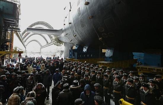 """Khám phá sức mạnh 10 loại tàu ngầm sát thủ """"đáng gờm"""" nhất thế giới  - Ảnh 3"""