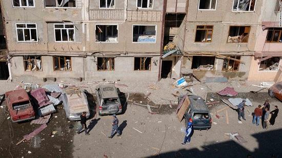 """Chiến sự Azerbaijan - Armenia leo thang, nhiều người dân """"đổ máu"""" - Ảnh 2"""