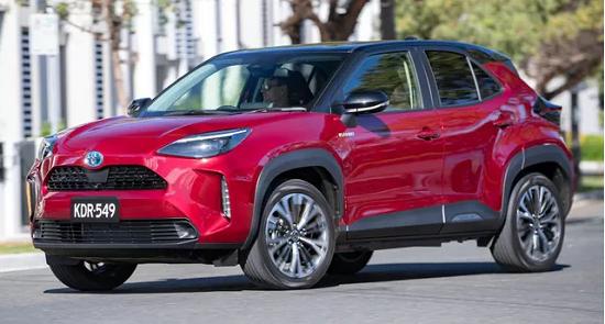 """""""Ông trùm xe phổ thông"""" Toyota ra mắt bản Yaris Cross, giá chỉ từ 445 triệu đồng - Ảnh 1"""