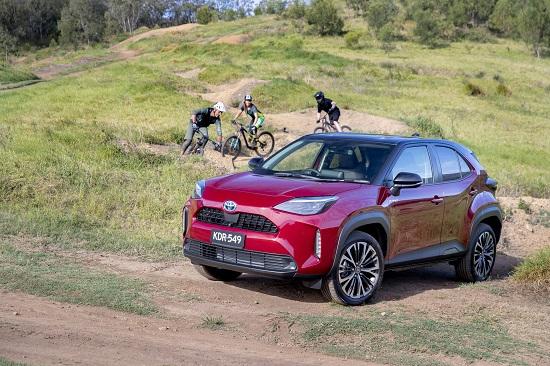 """""""Ông trùm xe phổ thông"""" Toyota ra mắt bản Yaris Cross, giá chỉ từ 445 triệu đồng - Ảnh 3"""