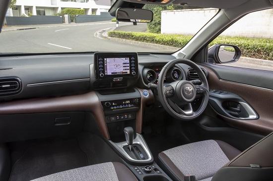 """""""Ông trùm xe phổ thông"""" Toyota ra mắt bản Yaris Cross, giá chỉ từ 445 triệu đồng - Ảnh 4"""