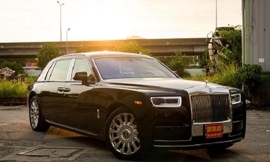 Chiêm ngưỡng siêu xe Rolls-Royce Phantom VIII giá hơn 70 tỷ vừa về Việt Nam - Ảnh 1