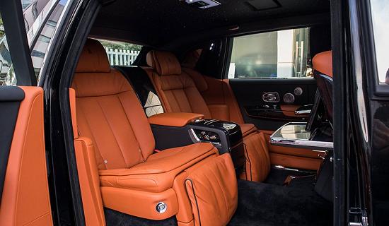 Chiêm ngưỡng siêu xe Rolls-Royce Phantom VIII giá hơn 70 tỷ vừa về Việt Nam - Ảnh 4