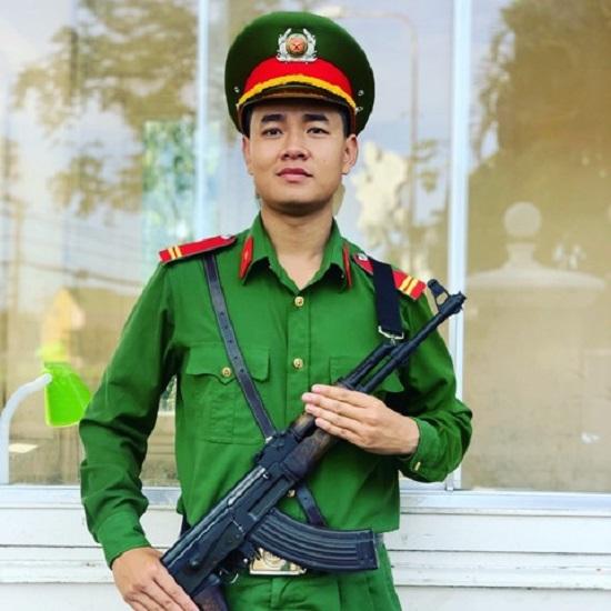 Chiến sĩ Công an nghĩa vụ đỗ thủ khoa 29,1 điểm - Ảnh 1