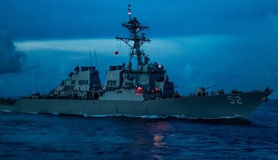 """Hải quân Mỹ hé lộ kế hoạch """"táo bạo"""" phát triển hạm đội hơn 500 tàu chiến  - Ảnh 1"""