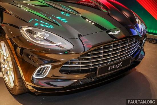 """""""SUV hạng sang"""" Aston Martin DBX ra mắt Malaysia từ 4,6 tỷ đồng, ngày về Việt Nam không còn xa  - Ảnh 3"""