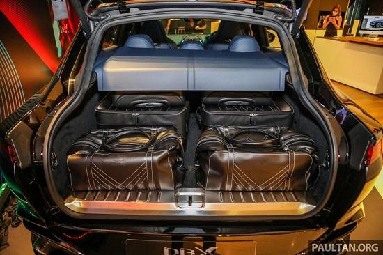 """""""SUV hạng sang"""" Aston Martin DBX ra mắt Malaysia từ 4,6 tỷ đồng, ngày về Việt Nam không còn xa  - Ảnh 6"""