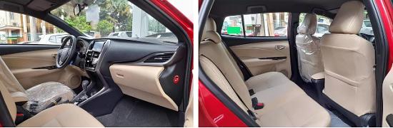 """Toyota Yaris 2021 cập bến Việt Nam: Dự kiến là """"ông vua"""" phân khúc hatchback hạng B - Ảnh 4"""