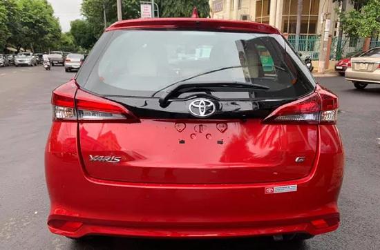 """Toyota Yaris 2021 cập bến Việt Nam: Dự kiến là """"ông vua"""" phân khúc hatchback hạng B - Ảnh 5"""