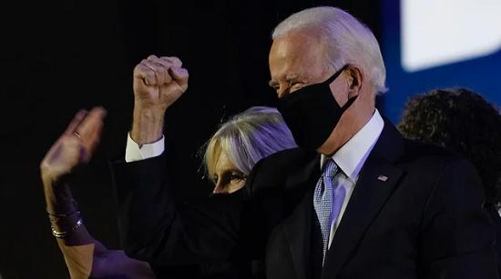 """Ông Joe Biden tuyên bố """"không làm tổng thống cho đến khi nhậm chức """" - Ảnh 1"""