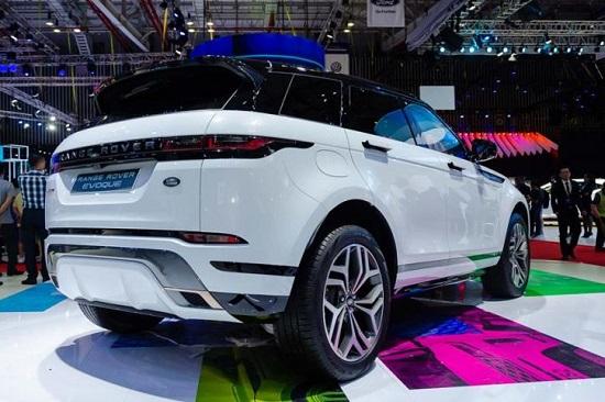 Bảng giá xe Land Rover mới nhất tháng 11/2020: Xuất hiện mẫu xe mới SUV Rover Evoque  - Ảnh 1