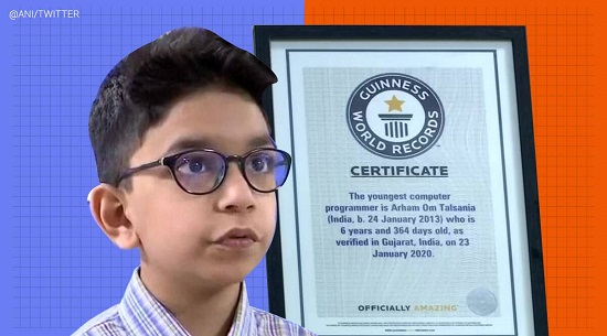 Cậu bé 6 tuổi phá kỷ lục Guiness, trở thành lập trình viên trẻ nhất thế giới - Ảnh 1
