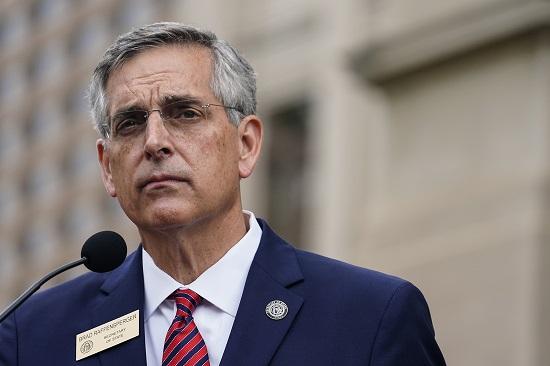 Thống đốc bang Georgia tuyên bố không thấy bằng chứng về gian lận cử tri  - Ảnh 1