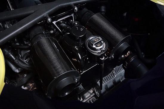 Chiêm ngưỡng siêu mô tô 4 bánh, mạnh nhất trên thế giới với 1100 mã lực - Ảnh 3