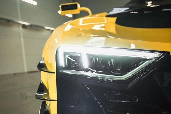 Chiêm ngưỡng siêu mô tô 4 bánh, mạnh nhất trên thế giới với 1100 mã lực - Ảnh 4