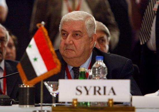 Ngoại trưởng Syria đột ngột qua đời ở tuổi 79  - Ảnh 1