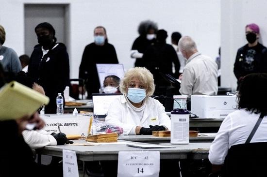 Tòa án Michigan bác kháng cáo về việc kiểm lại phiếu bầu tổng thống Mỹ  - Ảnh 1