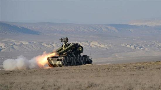 Azerbaijan tiếp tục bắn hạ cường kích Su-25 thứ 3 của Armenia  - Ảnh 2