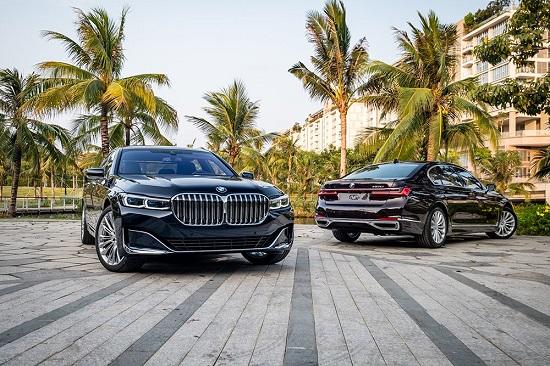 Bảng giá xe BMW mới nhất tháng 11/2020: BMW X7 2021 xuất hiện với diện mạo hoàn toàn mới  - Ảnh 1