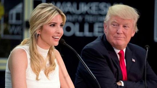 """Con gái Tổng thống Trump """"phá vỡ"""" kỷ lục gây quỹ của ông Obama - Ảnh 1"""