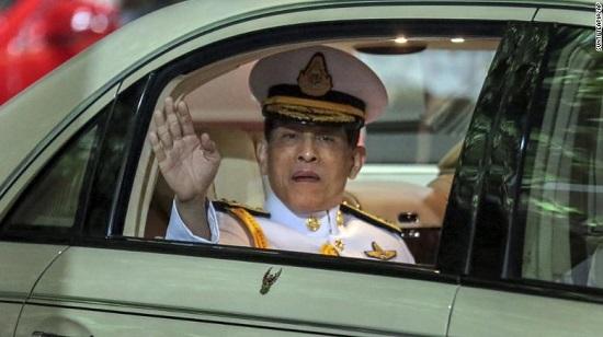 Vua Thái Lan lần đầu lên tiếng về phong trào biểu tình  - Ảnh 1