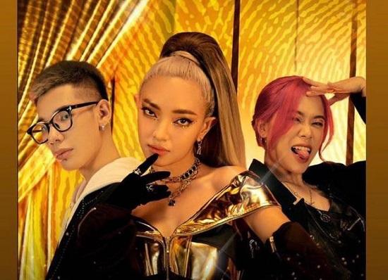 Châu Bùi bất ngờ tung poster cùng Tlinh-MCK, nghi vấn sắp ra mắt sản phẩm âm nhạc - Ảnh 1