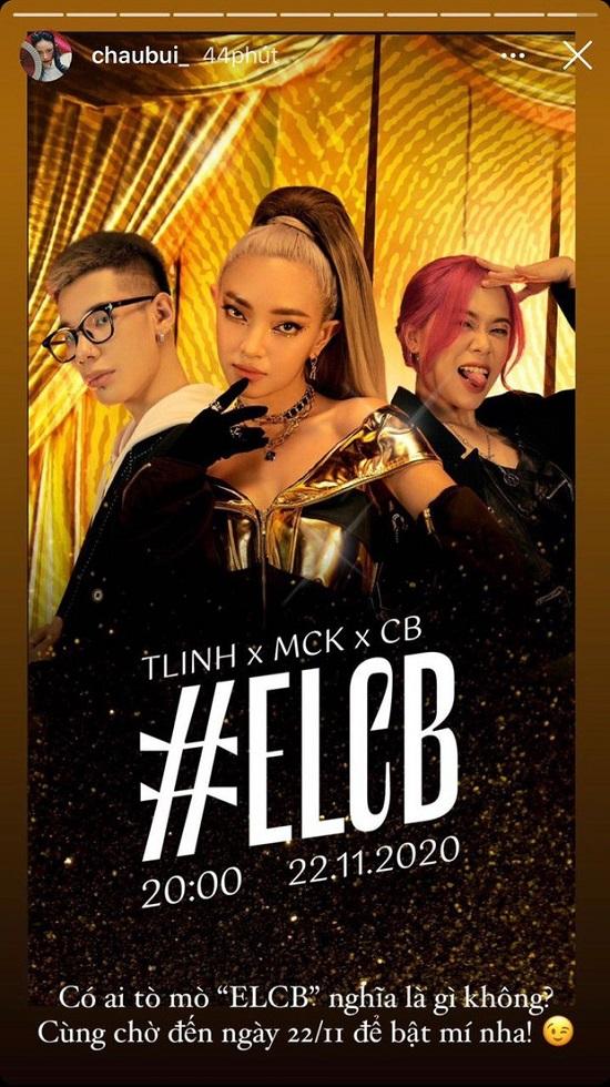 Châu Bùi bất ngờ tung poster cùng Tlinh-MCK, nghi vấn sắp ra mắt sản phẩm âm nhạc - Ảnh 2