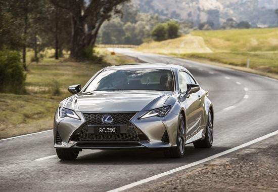 Lexus RC 2021 ra mắt với nhiều nâng cấp mới lạ, giá bán từ 1,1 tỷ đồng  - Ảnh 1