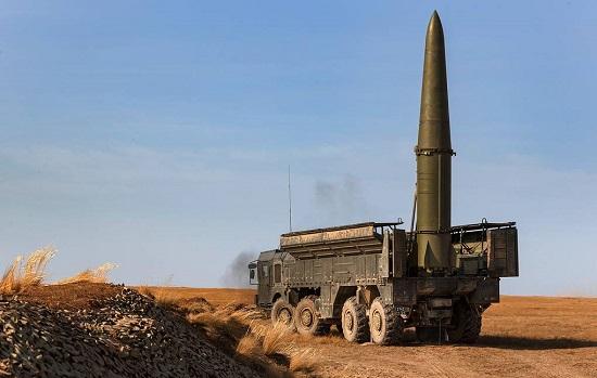 Nga phát triển vũ khí thay thế hệ thống tên lửa đạn đạo Iskander - Ảnh 1