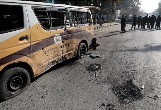 23 quả rocket tấn công thủ đô Kabul của Afghanistan, 8 người dân thiệt mạng - Ảnh 2
