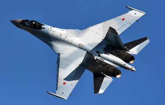 Bộ Quốc phòng Nga hoàn tất hợp đồng mua 50 máy bay chiến đấu Su-35S - Ảnh 1