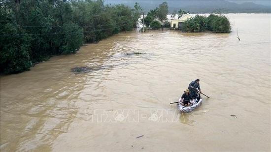 Thủ tướng Chính phủ quyết định hỗ trợ 670 tỷ đồng khắc phục hậu quả bão, lũ - Ảnh 1
