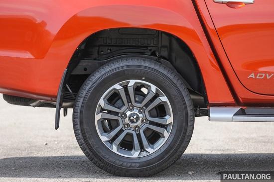 Mitsubishi Triton Adventure X 2020 ra mắt, giá bán từ 776 triệu đồng - Ảnh 3