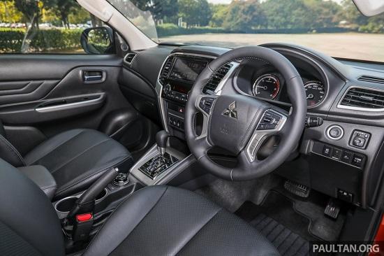 Mitsubishi Triton Adventure X 2020 ra mắt, giá bán từ 776 triệu đồng - Ảnh 5