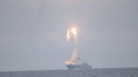 Chiến hạm Nga phóng thử thành công tên lửa siêu thanh Tsirkon  - Ảnh 2