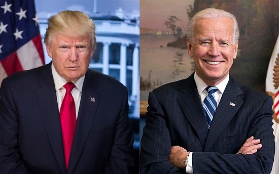 Trump - Biden cùng giành chiến thắng ở tiểu bang New Hampshire  - Ảnh 1