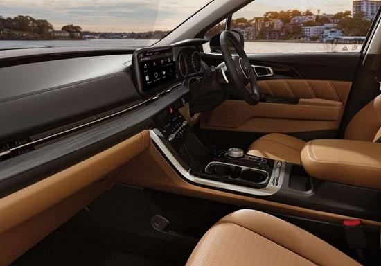 Kia Senoda 2021 ra mắt với biến thể đặc biệt 11 chỗ ngồi, giá từ 1,64 tỷ đồng - Ảnh 4