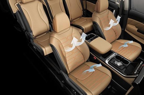 Kia Senoda 2021 ra mắt với biến thể đặc biệt 11 chỗ ngồi, giá từ 1,64 tỷ đồng - Ảnh 5