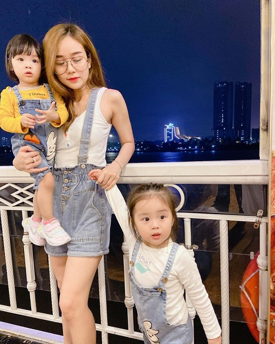 Vợ cũ Hoài Lâm lên tiếng đính chính việc để chồng nuôi con hậu ly hôn  - Ảnh 3