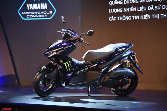 Yamaha NVX 2021 ra mắt giá 53 triệu đồng, quyết đấu Honda Air Blade  - Ảnh 4
