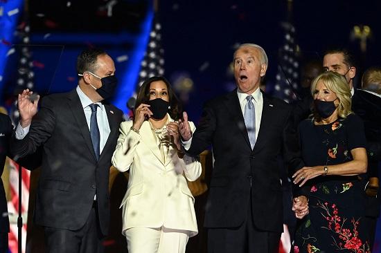 """Ông Joe Biden phát biểu sau khi đắc cử Tổng thống Mỹ: """"Chúng tôi đã chiến thắng thuyết phục""""  - Ảnh 2"""
