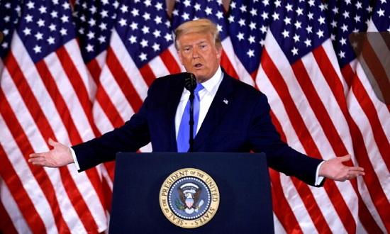 Câu nói nổi tiếng của Tổng thống Trump được đưa vào đề thi học sinh giỏi Văn  - Ảnh 2