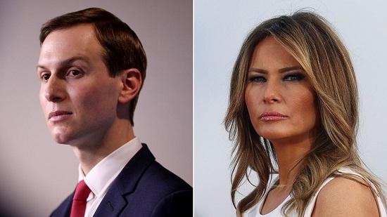 Đệ nhất phu nhân Melania và con rể khuyên Tổng thống Trump nhận thua  - Ảnh 1