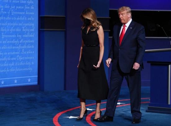 """The Sun: Đệ nhất phu nhân Melania """"đếm từng phút"""" để ly dị với Tổng thống Trump  - Ảnh 3"""