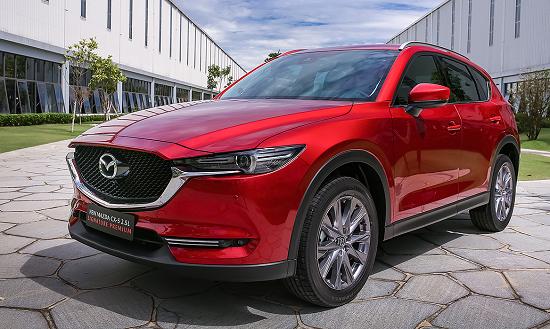 Bảng giá xe ô tô Mazda mới nhất tháng 12/2020: Mazda CX5 bản mới nhất dao động từ 819 triệu tới 1,149 tỷ đồng - Ảnh 1