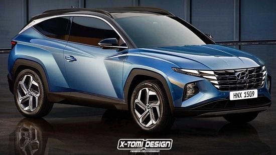 """Lộ diện Huyndai Tucson bản """"Coupe"""", ngoại hình thời thượng nhưng dự kiến sẽ kén khách  - Ảnh 1"""