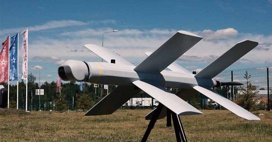 """Tình hình Syria: Lộ diện UAV """"sát thủ"""" được quân đội Nga thử nghiệm - Ảnh 1"""