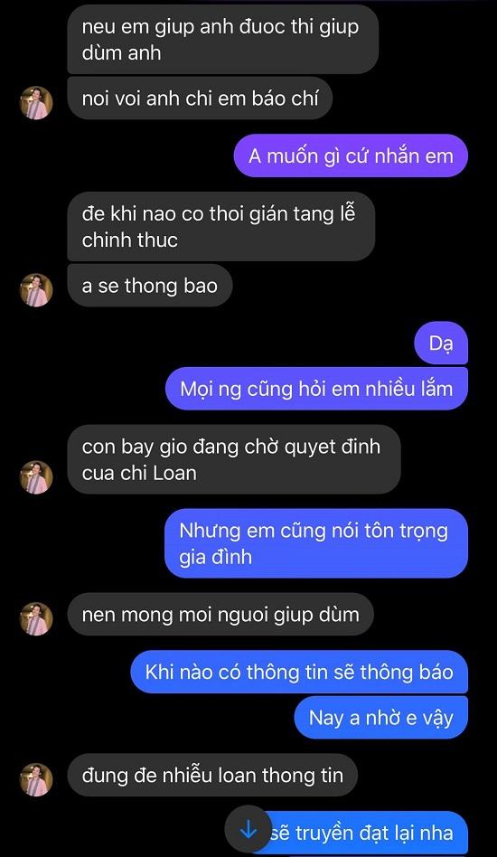 """Nghệ sĩ Hoài Linh chính thức lên tiếng về thời gian tổ chức tang lễ cho """"anh bạn"""" Chí Tài  - Ảnh 3"""