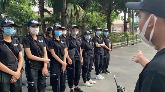 Lễ tang cố nghệ sĩ Chí Tài: Huy động 100 bảo vệ, 80 tình nguyện viên thắt chặt an ninh - Ảnh 5